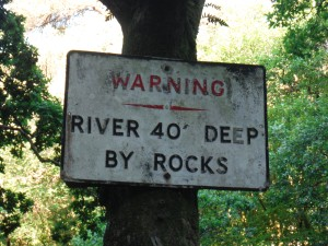 Bathers beware!